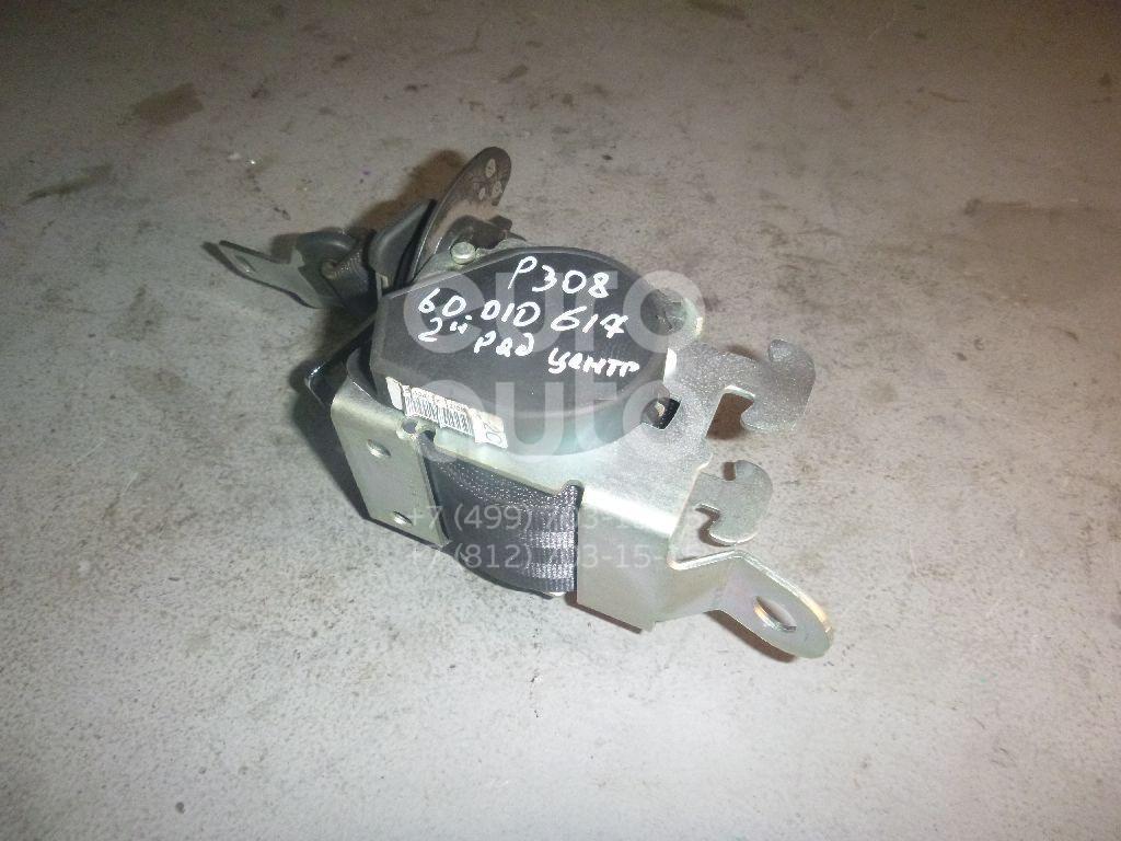Ремень безопасности для Peugeot 308 2007-2015 - Фото №1