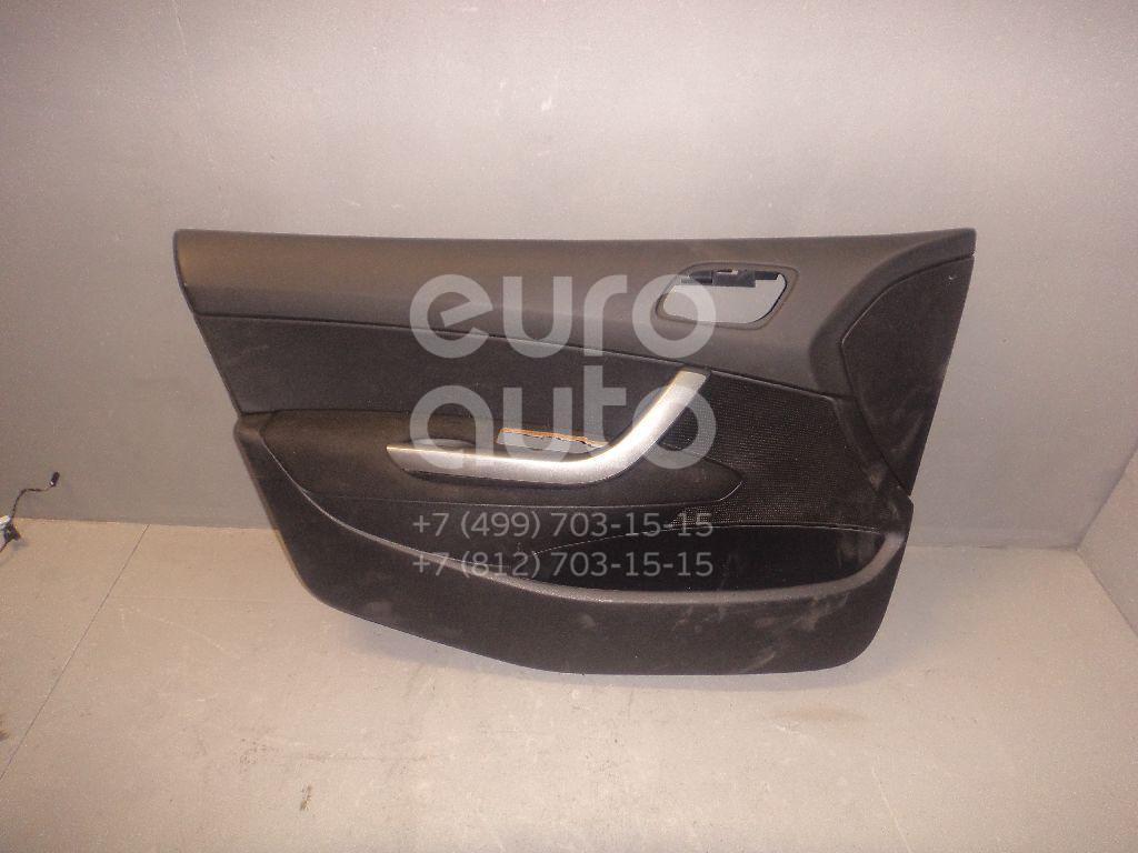 Обшивка двери передней левой для Peugeot 308 2007> - Фото №1