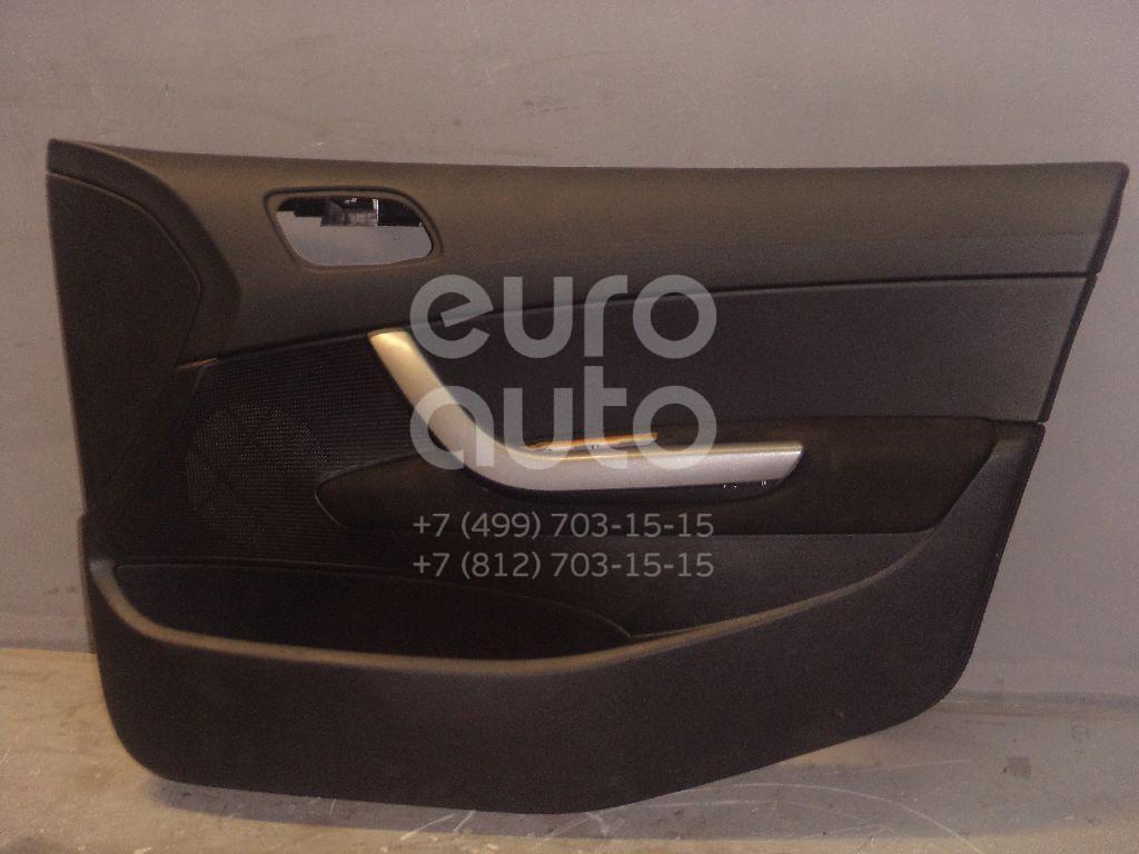 Обшивка двери передней правой для Peugeot 308 2007> - Фото №1