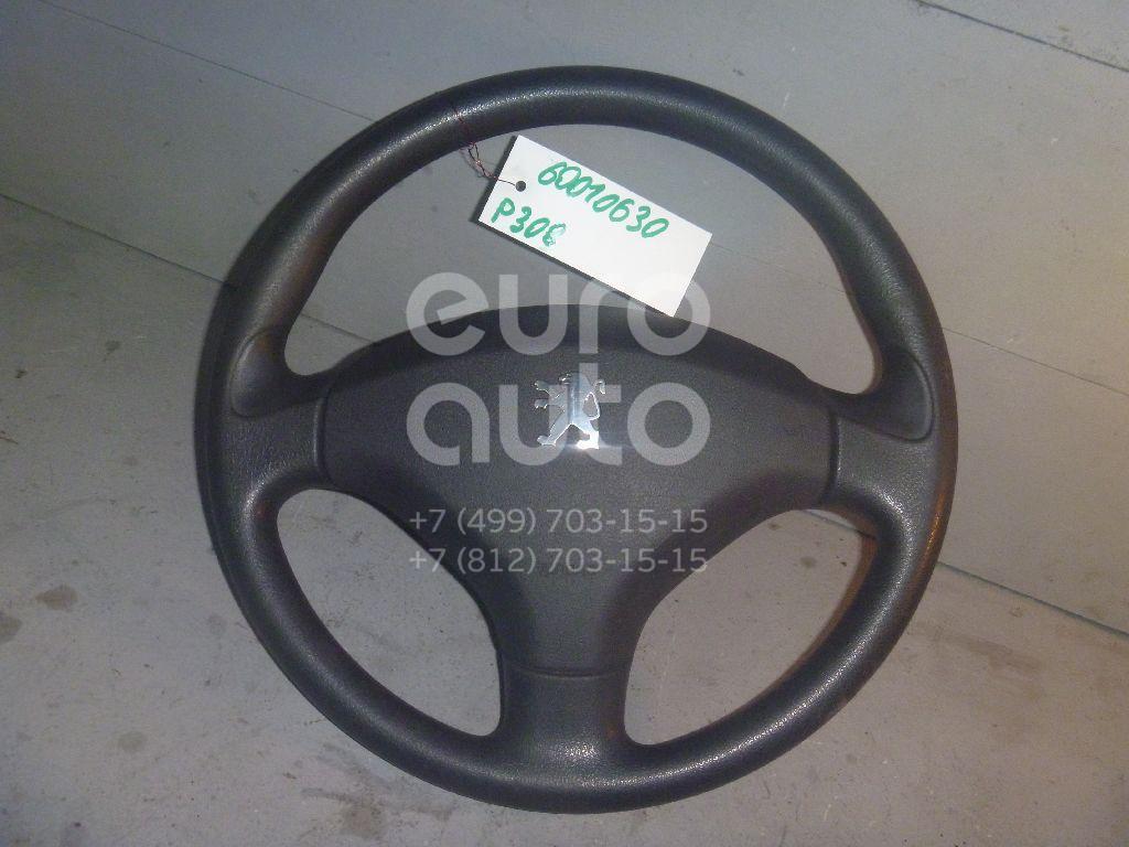 Рулевое колесо с AIR BAG для Peugeot 308 2007-2015 - Фото №1