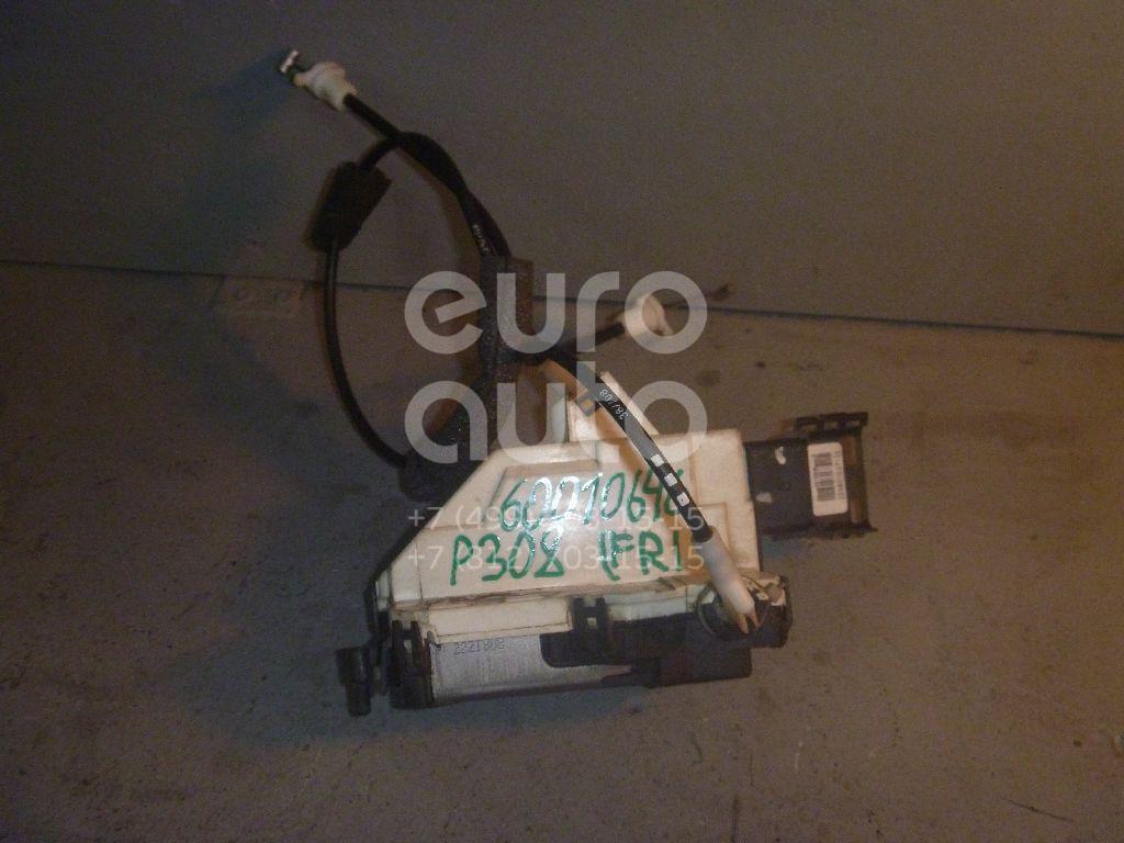 Замок двери передней правой для Peugeot 308 2007>;408 2012> - Фото №1