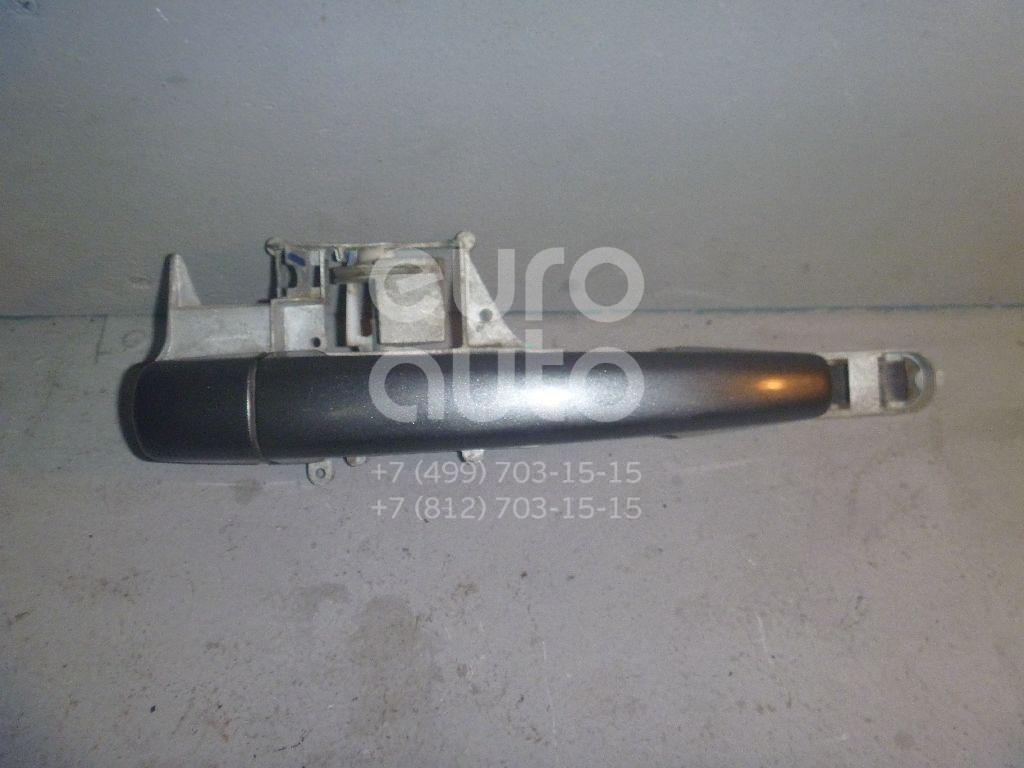 Ручка двери задней наружная правая для Peugeot 308 2007> - Фото №1