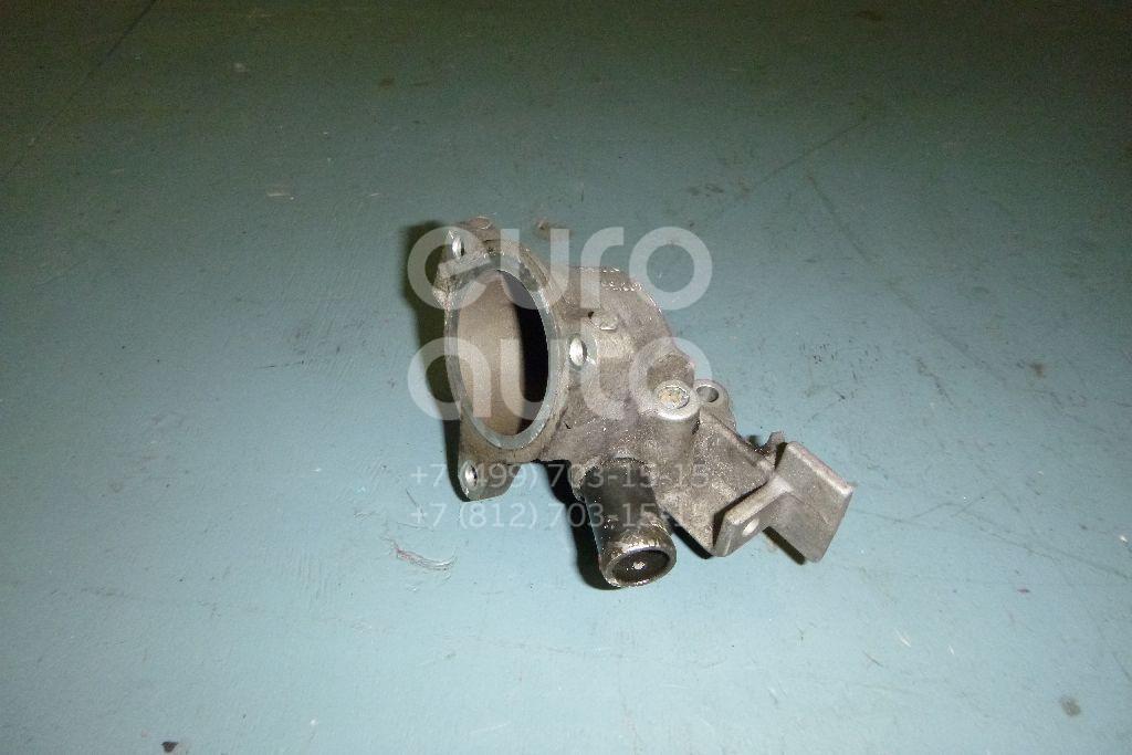 Корпус термостата для Renault Logan 2005-2014;Kangoo 2003-2007;Logan II 2014>;Sandero 2014> - Фото №1