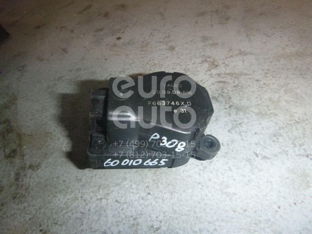 Моторчик заслонки отопителя для Peugeot,Citroen 308 I 2007-2015;C2 2003-2008;207 2006-2013;1007 2005-2009;C3 2002-2009 - Фото №1