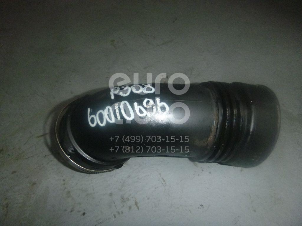 Патрубок воздушного фильтра для Citroen 308 2007>;Partner Tepee(B9) 2008>;3008 2010>;508 2010>;C3 Picasso 2008> - Фото №1