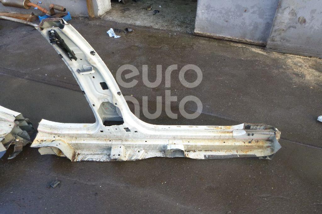Порог со стойкой левый для Mercedes Benz A180/200/250 W176 2012> - Фото №1
