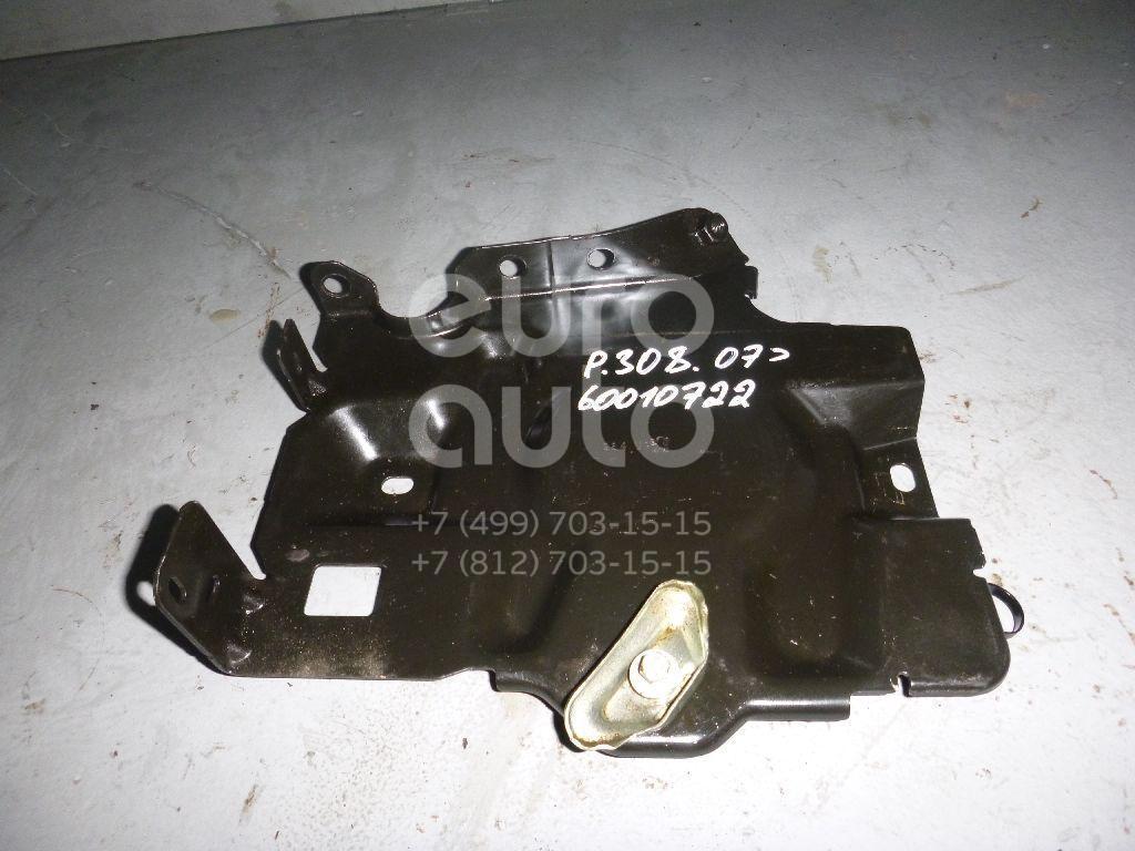Крепление АКБ (корпус/подставка) для Peugeot 308 2007>;C4 Grand Picasso 2006>;Partner Tepee(B9) 2008>;3008 2010>;C4 II 2011>;RCZ 2010> - Фото №1
