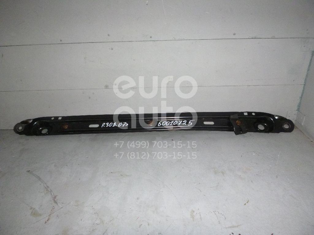 Балка подрадиаторная для Peugeot 308 2007>;C4 2005-2011;Partner Tepee(B9) 2008> - Фото №1