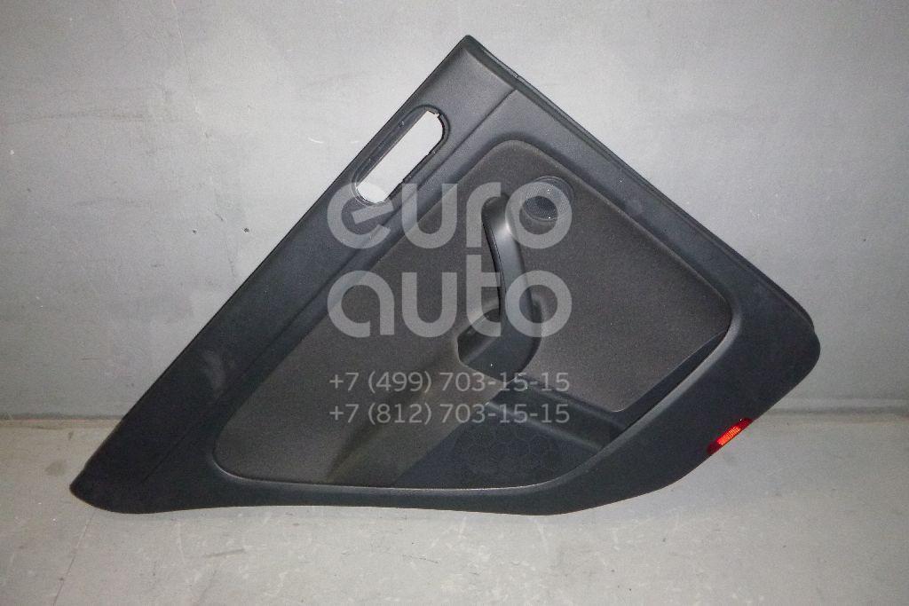 Обшивка двери задней левой для VW Golf Plus 2005-2014 - Фото №1