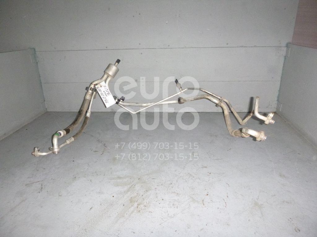 Трубка кондиционера для Peugeot,Citroen 308 I 2007-2015;C4 2005-2011;C4 II 2011>;RCZ 2010-2014;5008 2009>;408 2012> - Фото №1