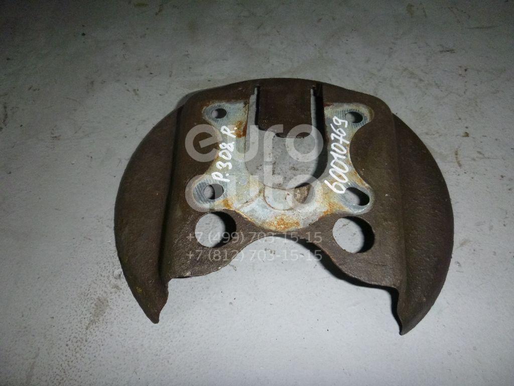 Пыльник тормозного диска для Peugeot 308 2007> - Фото №1