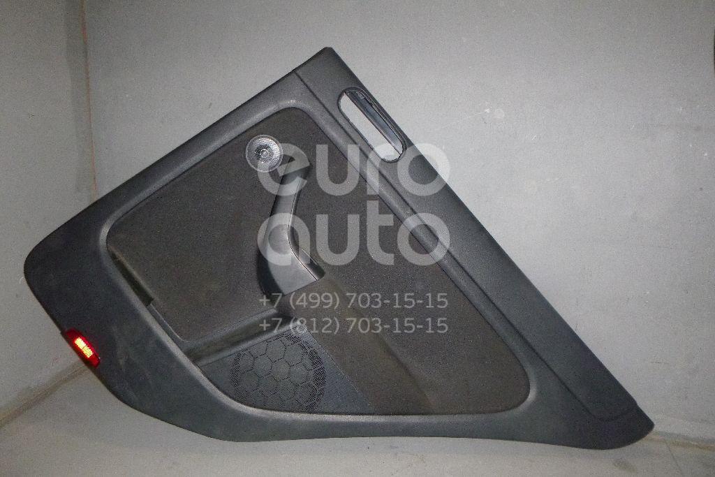 Обшивка двери задней правой для VW Golf V Plus 2005-2014 - Фото №1