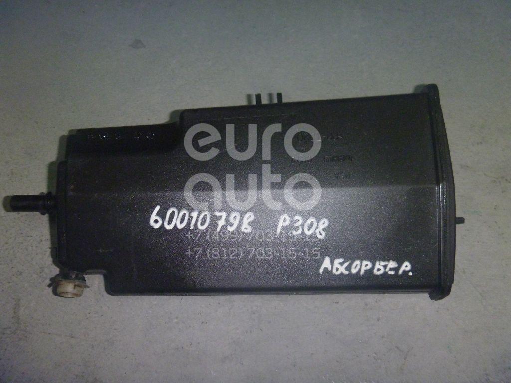 Абсорбер (фильтр угольный) для Peugeot 308 2007>;3008 2010> - Фото №1