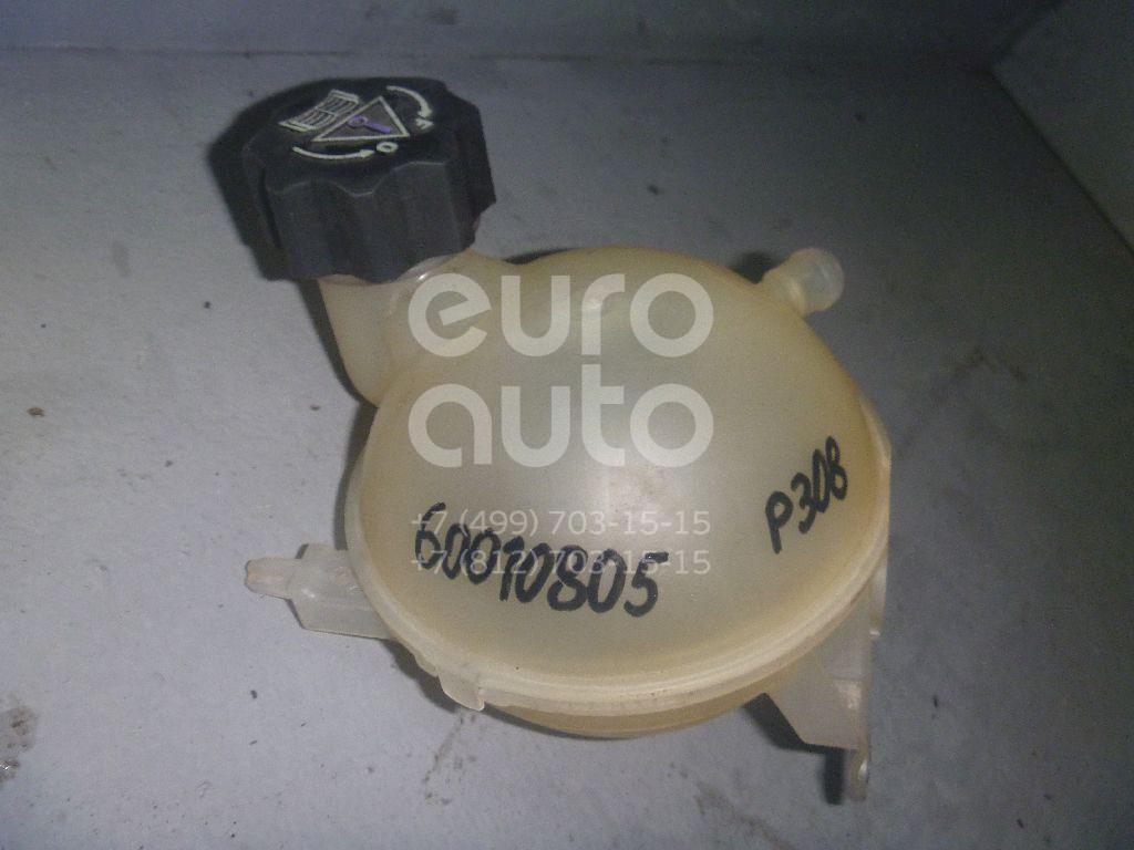 Бачок расширительный для Peugeot,Citroen 308 I 2007-2015;C4 2005-2011 - Фото №1