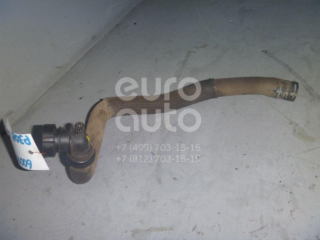 Патрубок отопителя для Peugeot,Citroen 308 2007-2015;C4 2005-2011 - Фото №1