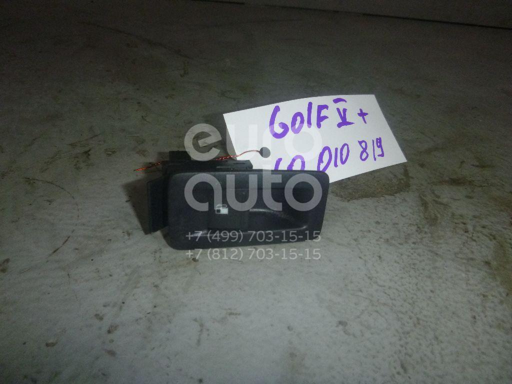 Кнопка открывания лючка бензобака для VW Golf V Plus 2005-2014 - Фото №1