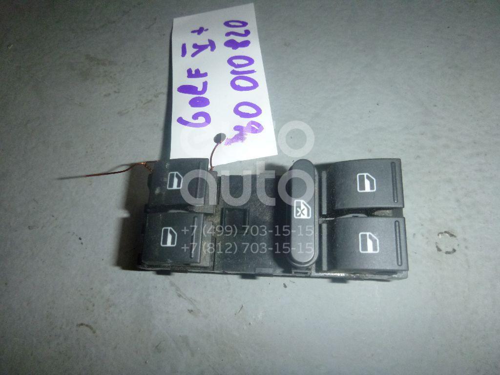 Блок управления стеклоподъемниками для VW Golf V Plus 2005-2014;Passat [B6] 2005-2010;Golf V 2003-2009;Touran 2003-2010 - Фото №1