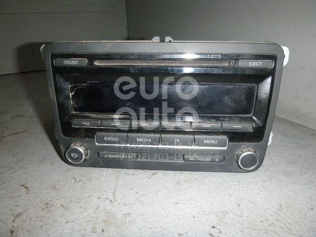 Магнитола для VW Golf V Plus 2005-2014;Tiguan 2011-2016 - Фото №1