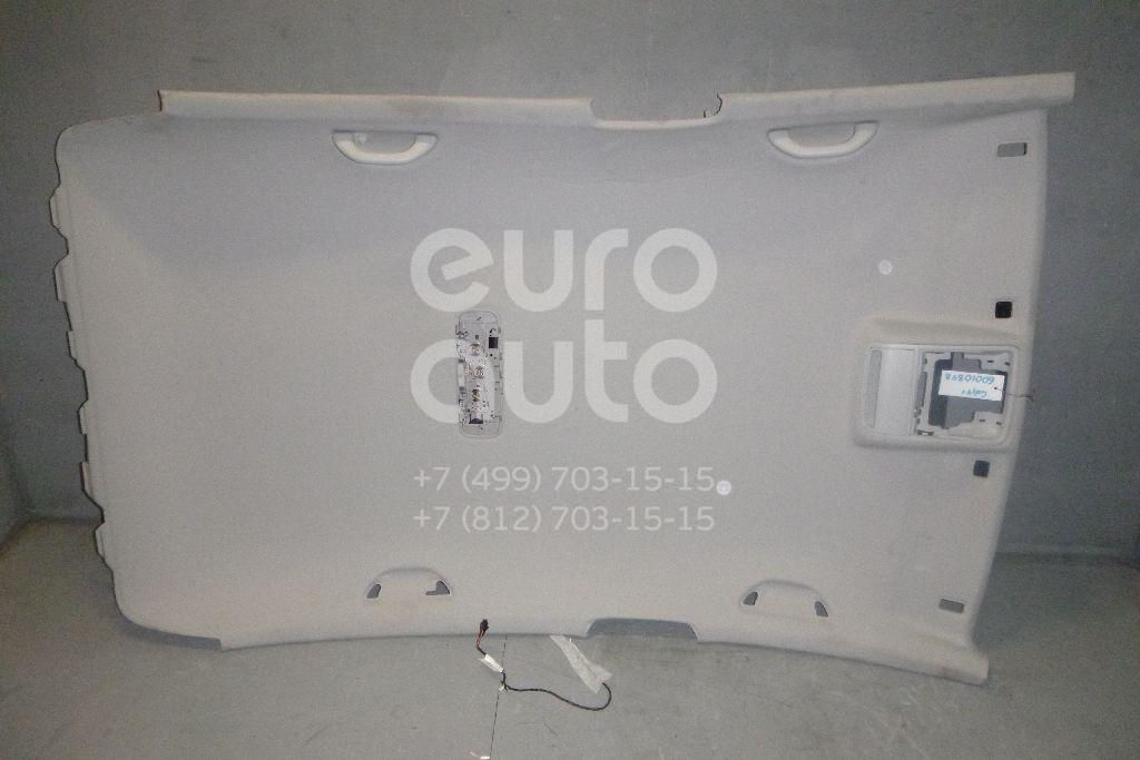 Обшивка потолка для VW Golf V Plus 2005-2014 - Фото №1