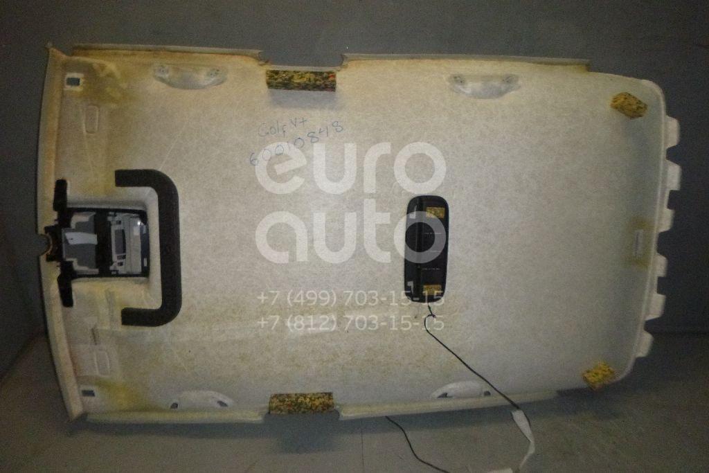 Обшивка потолка для VW Golf Plus 2005-2014 - Фото №1