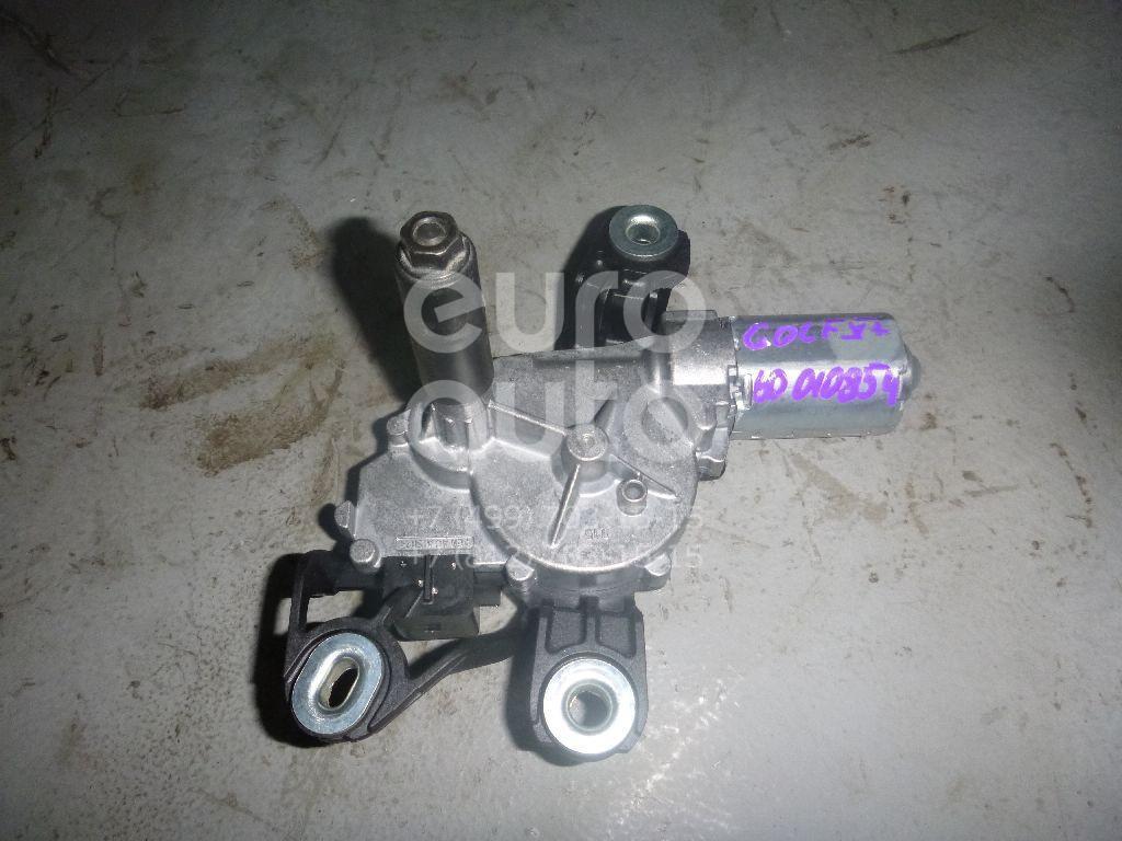 Моторчик стеклоочистителя задний для VW Golf V Plus 2005-2014;Golf VI 2009-2012;Polo (HB) 2009>;Sharan 2010-2015 - Фото №1