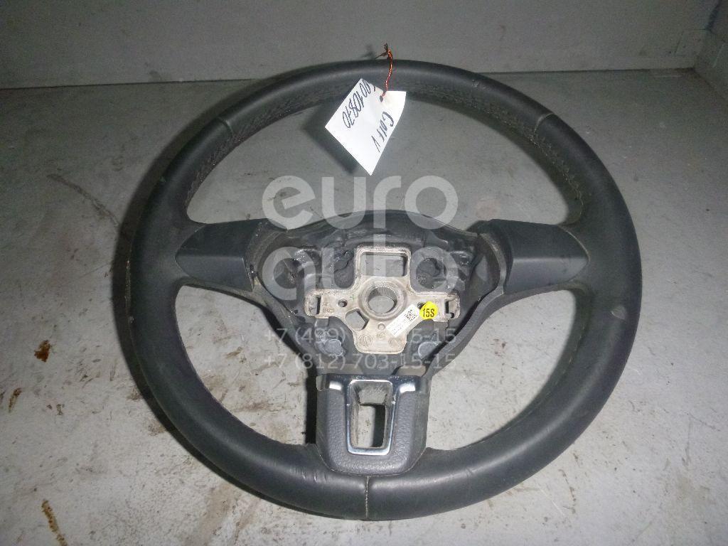 Рулевое колесо для AIR BAG (без AIR BAG) для VW Golf V Plus 2005-2014 - Фото №1
