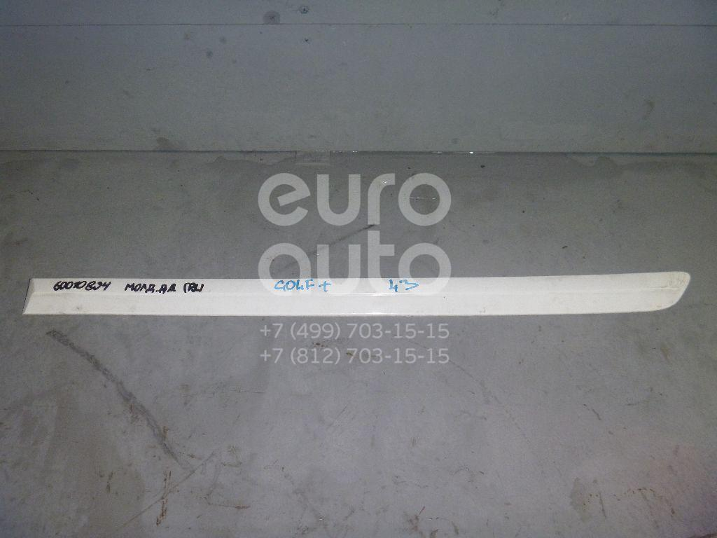 Молдинг задней левой двери для VW Golf V Plus 2005-2014 - Фото №1