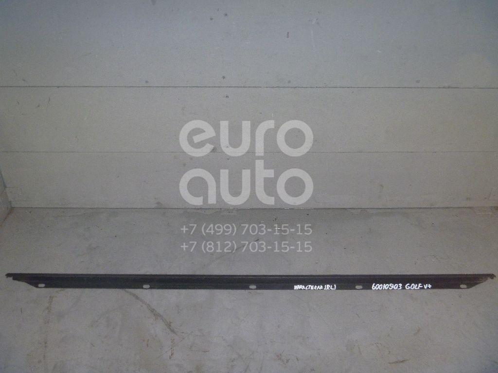 Накладка стекла заднего левого для VW Golf V Plus 2005-2014 - Фото №1