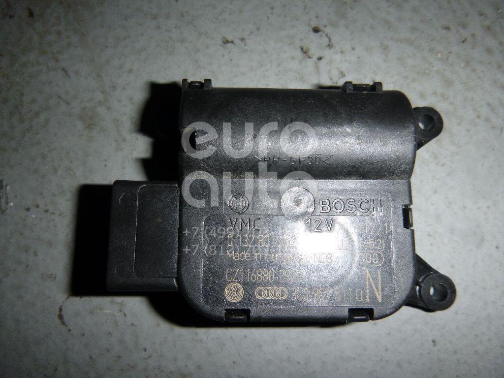 Моторчик заслонки отопителя для VW Golf V Plus 2005-2014;Golf VI 2009-2012;Passat [B7] 2011-2015 - Фото №1