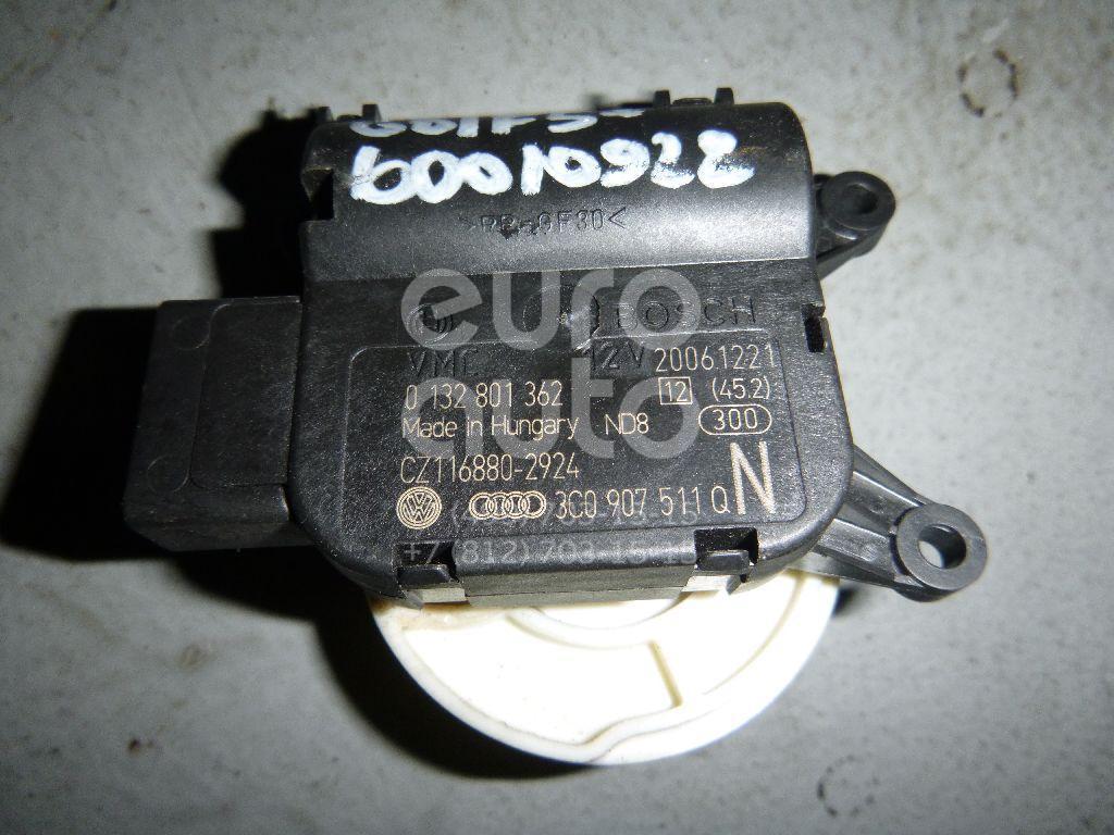 Моторчик заслонки отопителя для VW Golf V Plus 2005-2014;Passat [B7] 2011-2015 - Фото №1