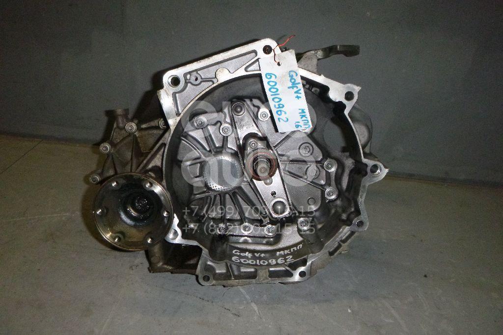 МКПП (механическая коробка переключения передач) для VW,Seat Golf V Plus 2005-2014;Leon (1P1) 2005-2013;Altea 2004-2015 - Фото №1