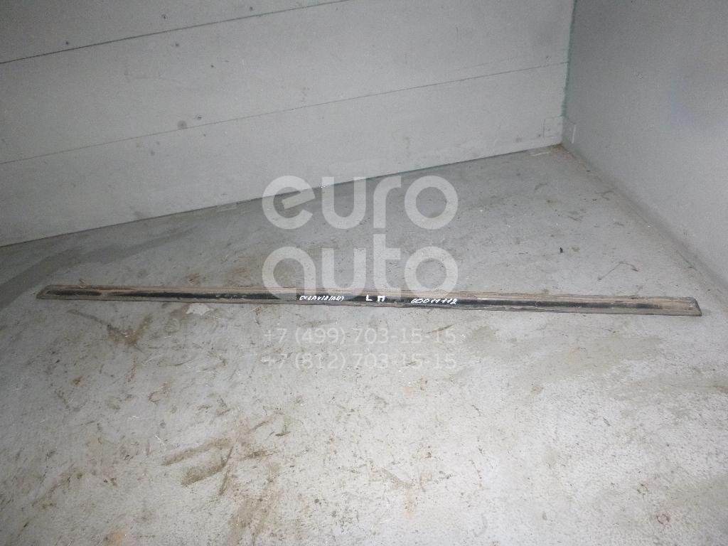 Молдинг передней левой двери для Skoda Octavia (A4 1U-) 2000-2011 - Фото №1