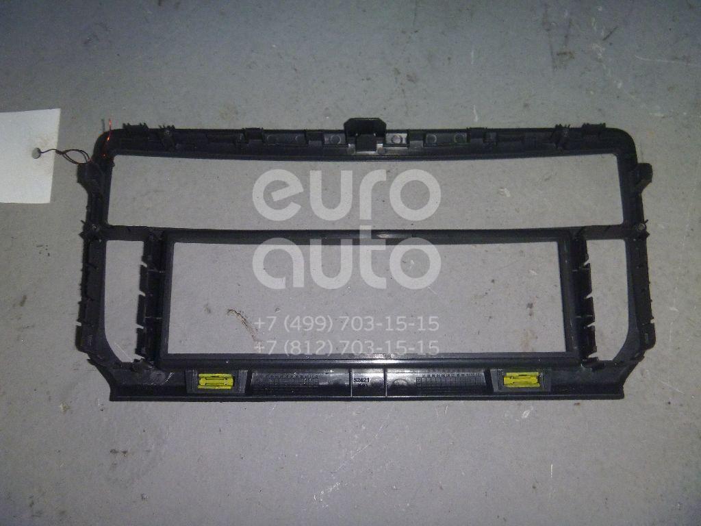 Рамка магнитолы для Citroen C5 2008> - Фото №1
