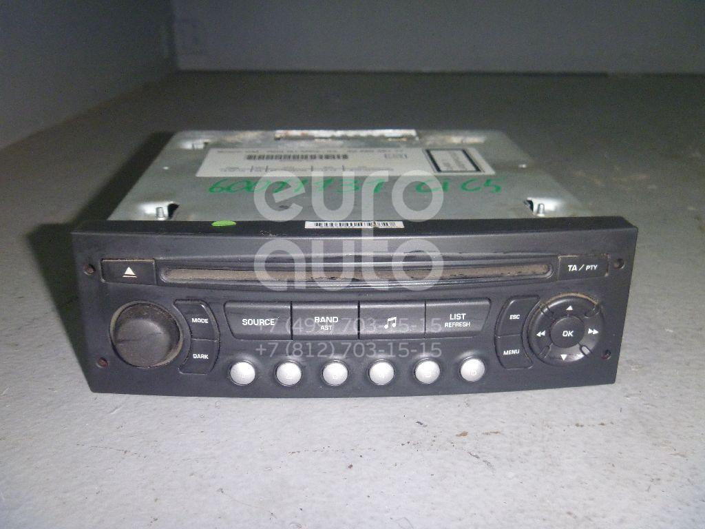 Магнитола для Citroen C5 2008> - Фото №1