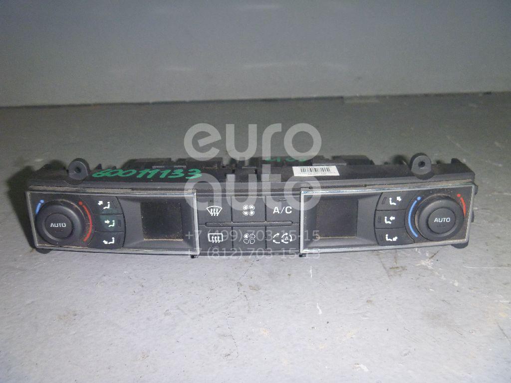 Блок управления климатической установкой для Citroen C5 2008> - Фото №1