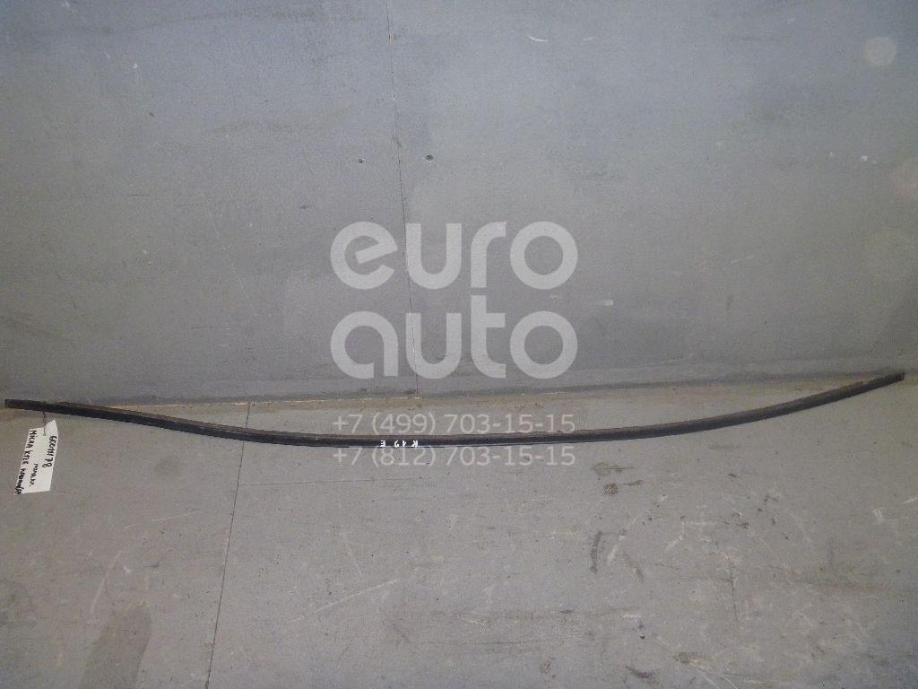 Молдинг крыши правый для Nissan Micra (K12E) 2002-2010 - Фото №1
