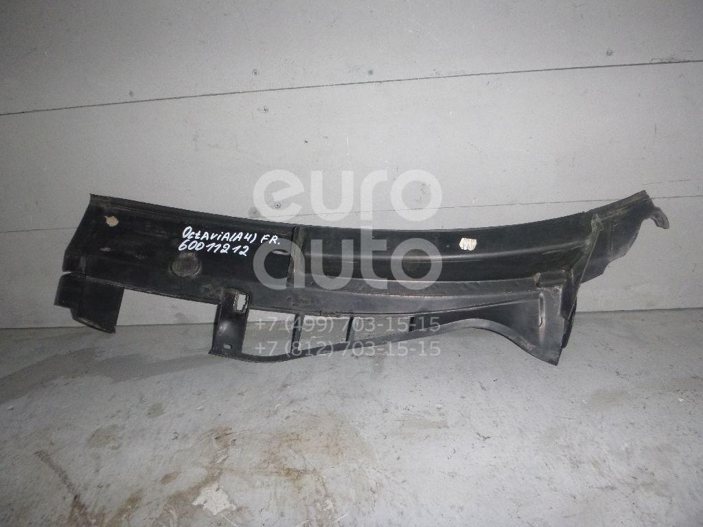 Решетка стеклооч. (планка под лобовое стекло) для Skoda Octavia (A4 1U-) 2000-2011;Octavia 1997-2000 - Фото №1