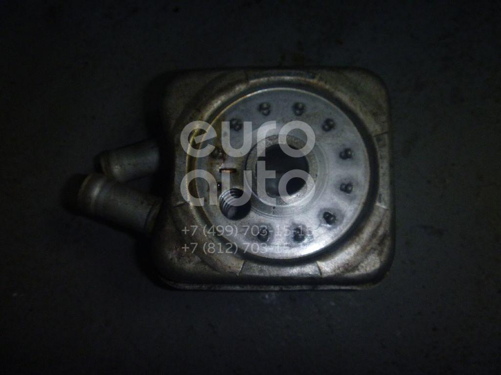 Радиатор масляный для VW Octavia (A4 1U-) 2000-2011;A3 (8L1) 1996-2003;A4 [B5] 1994-2000;A6 [C4] 1994-1997;TT(8N3) 1998-2006;Golf IV/Bora 1997-2005;Passat [B5] 1996-2000;Sharan 1995-1999;A6 [C5] 1997-2004;Sharan 2000-2006 - Фото №1