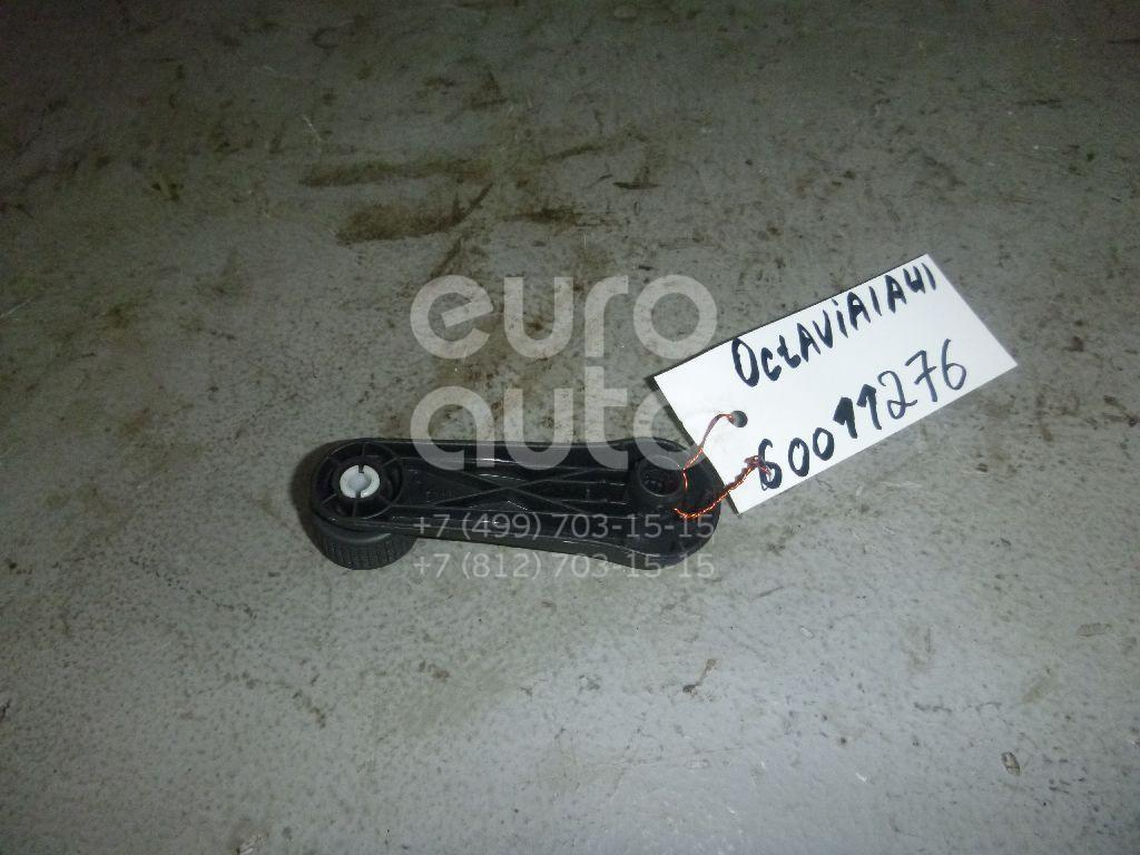 Ручка стеклоподъемника для Skoda,Seat,Mercedes Benz,VW Octavia (A4 1U-) 2000-2011;Leon (1M1) 1999-2006;Sprinter (901-905)/Sprinter Classic (909) 1995-2006;Cordoba 1993-1996;Ibiza II 1993-1996;Toledo II 1999-2006;Octavia 1997-2000;Golf III/Vento 1991-1997;Golf IV/Bora 1997-2005 - Фото №1