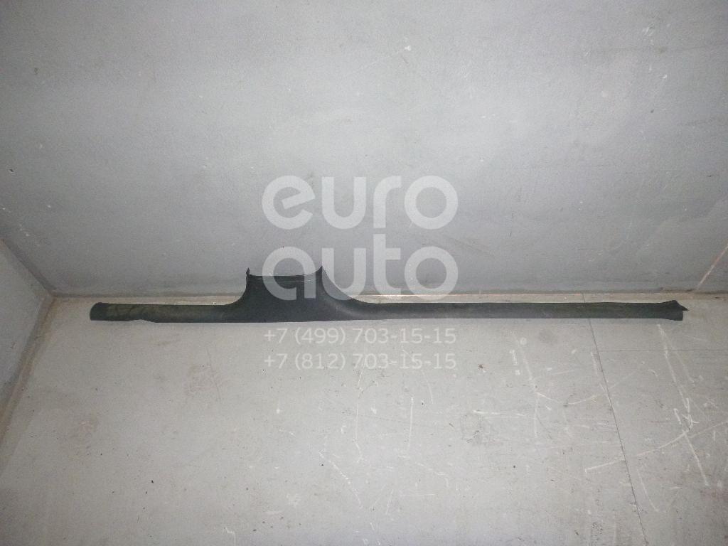Накладка порога (внутренняя) для Skoda Octavia (A4 1U-) 2000-2011;Octavia 1997-2000 - Фото №1