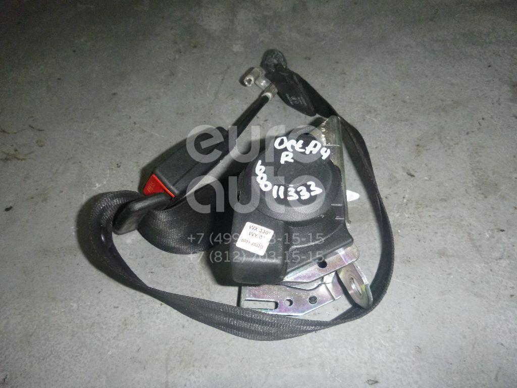 Ремень безопасности для Skoda Octavia (A4 1U-) 2000-2011;Octavia 1997-2000 - Фото №1