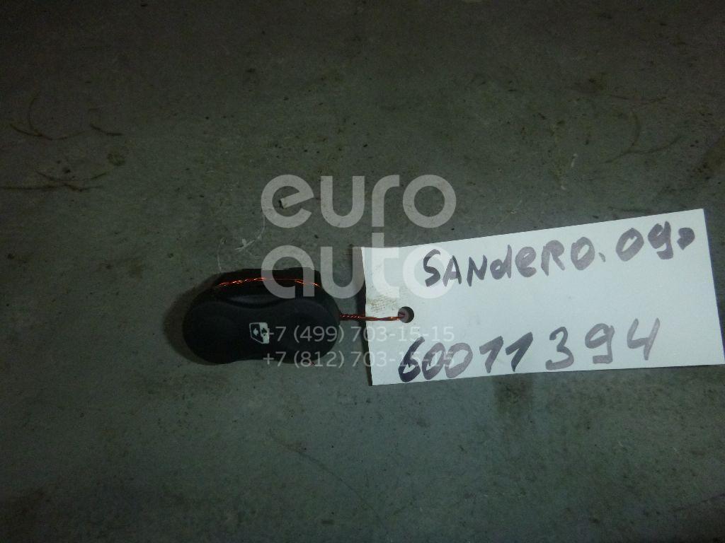 Кнопка стеклоподъемника для Renault Sandero 2009-2014;Logan 2005-2014 - Фото №1