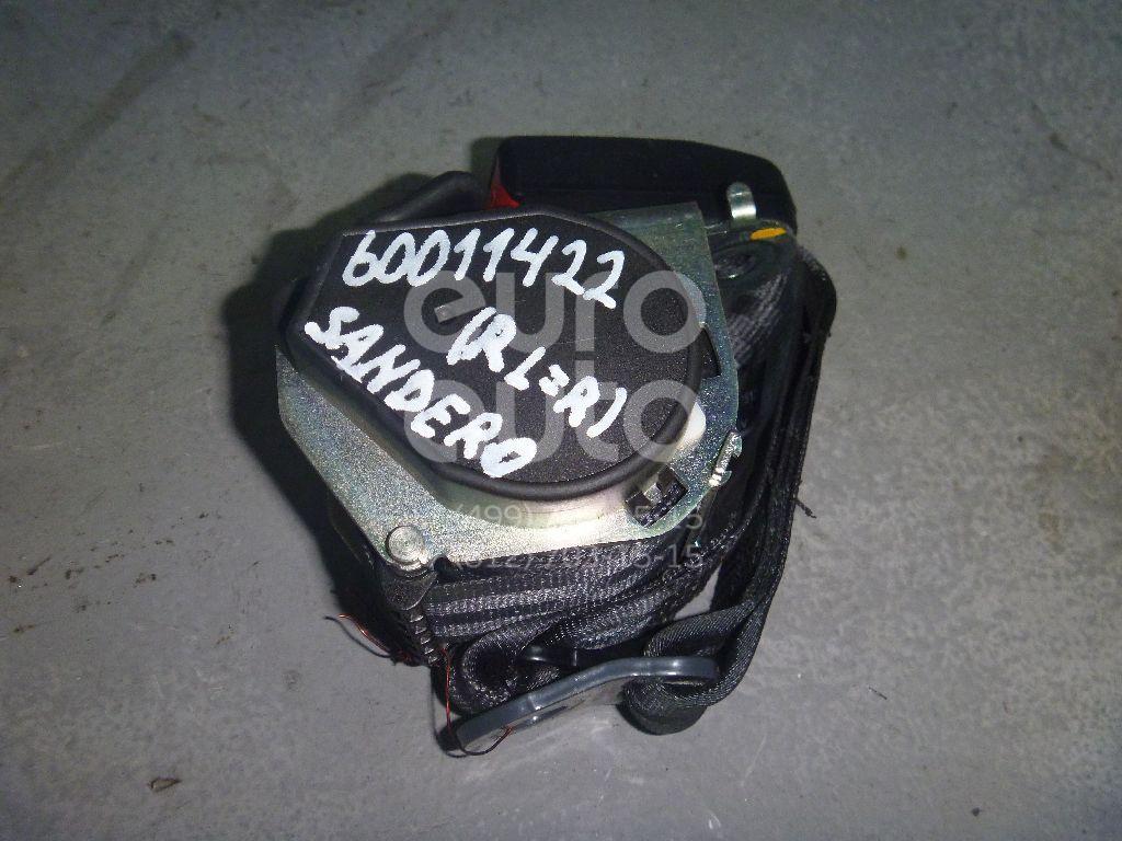 Ремень безопасности для Renault Sandero 2009-2014;Logan 2005-2014;Duster 2012> - Фото №1