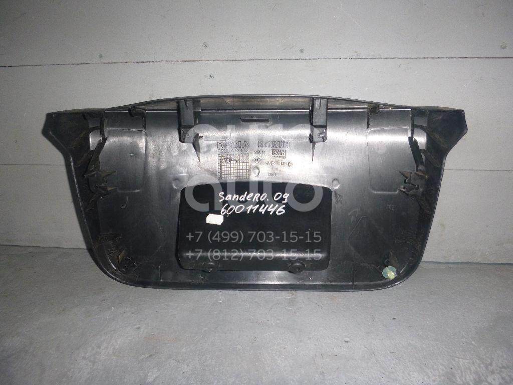 Обшивка двери багажника для Renault Sandero 2009-2014 - Фото №1