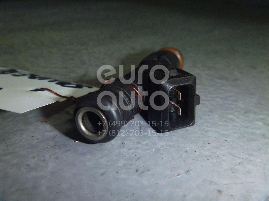 Форсунка инжекторная электрическая для Renault,VAZ Sandero 2009-2014;Logan 2005-2014;Lada Largus 2011>;Kangoo 2008>;Logan II 2014>;Sandero 2014> - Фото №1
