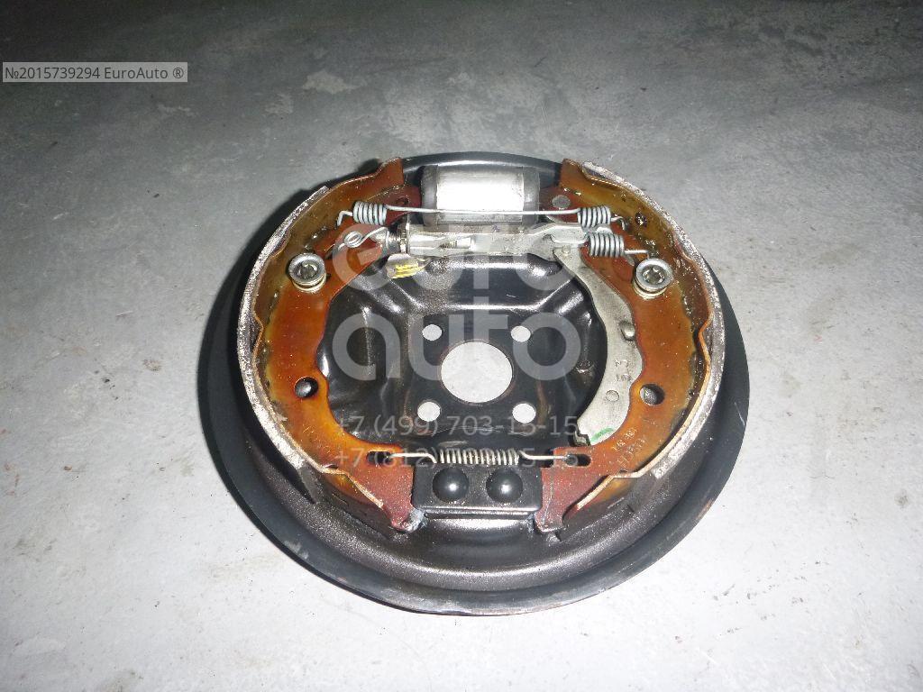 Щит опорный задний левый для Renault Sandero 2009-2014 - Фото №1
