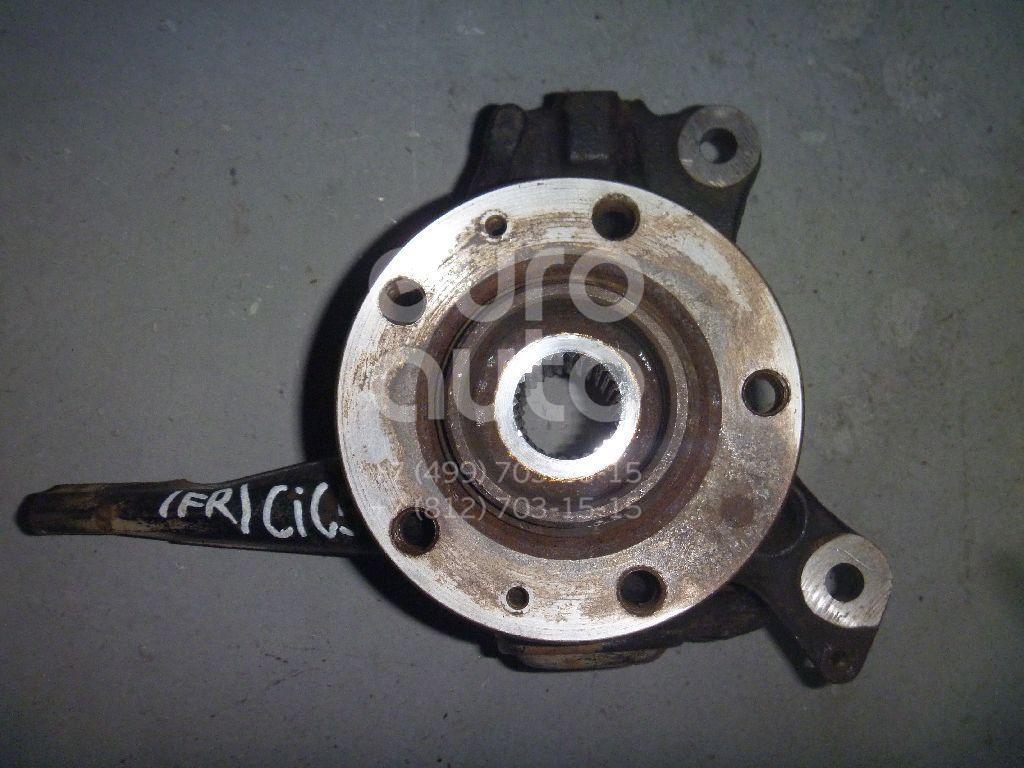 Кулак поворотный передний правый для Citroen,Peugeot C5 2008>;407 2004-2010;C6 2006-2012 - Фото №1