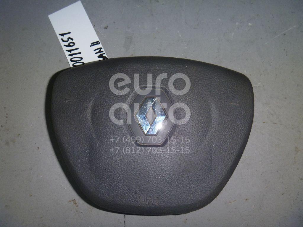 Подушка безопасности в рулевое колесо для Renault Logan II 2014> - Фото №1