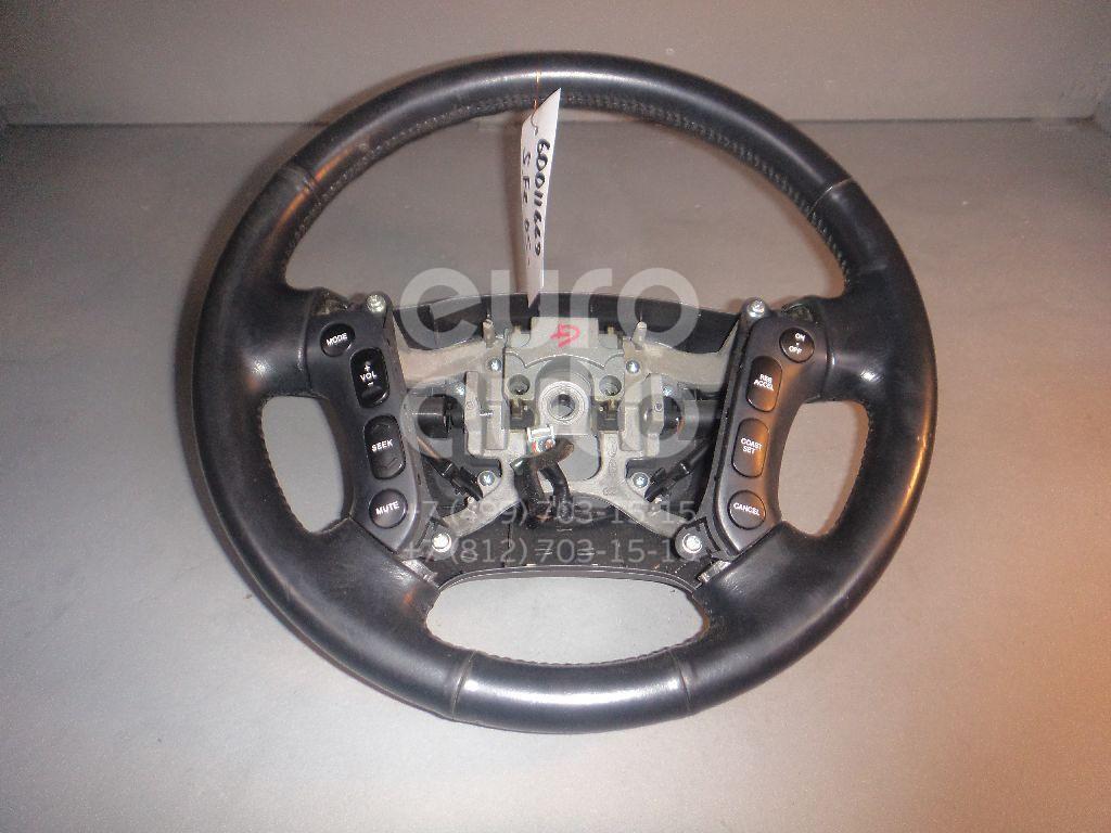 Рулевое колесо для AIR BAG (без AIR BAG) для Hyundai Santa Fe (CM) 2005-2012 - Фото №1