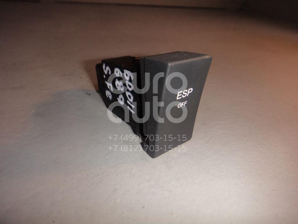 Кнопка антипробуксовочной системы для Hyundai Santa Fe (CM) 2006-2012 - Фото №1
